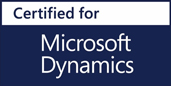 Certified for microsoft dynamics